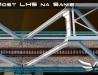 Most kolejowy LHS na Sanie