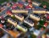 Tilt-Shift widoczek na ulicę Rzeszowską w Nisku