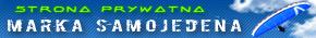 Strona prywatna Marka Samojedena