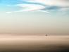 Elektrownia Połaniec - widok z Niska, odległość 65 km
