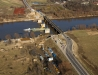 Utrudnienia w ruchu na krajowej 19 (budowa mostu na Sanie)