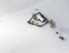 Chatka na śniegu