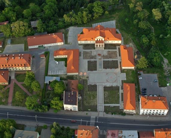 Zespół Dworu Starościńskiego w Leżajsku, obecnie Muzeum Regionalne