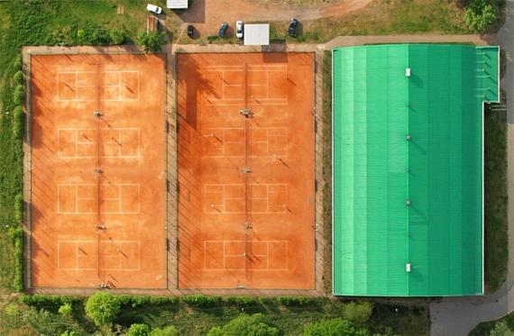 Korty tenisowe w Stalowej Woli