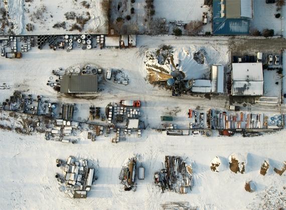Działalność gospodarcza zimą