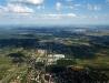 Zdjęcie lotnicze Niska i Stalowej Woli