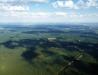 Puszcza Sandomierska - fotografia lotnicza