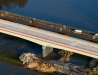 Budowa mostu na Sanie w Zarzeczu