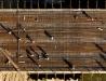 Budowa mostu na Sanie - zbrojenie przęsła (Nisko-Zarzecze)