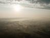Poranne mgły nad powiatem niżańskim