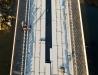 Budowa mostu na Sanie, Zarzecze - Nisko (krajowa 19, fotka z 8 listopada)