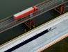 Budowa mostu na Sanie, Zarzecze - Nisko (krajowa 19, fotka z 4 listopada)