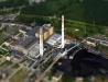 Elektrownia Stalowa Wola z powietrza (Tilt-Shift)