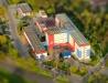 Szpital w Leżajsku (Tilt-Shift)
