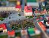 Tilt-Shift widoczek na planty w Nisku