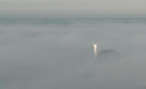 Kościelna dzwonnica - Zarzecze (gmina Nisko)