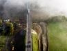 Budowa mostu na Sanie Nisko-Zarzecze